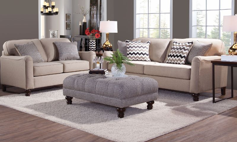 Reviews for Serta® Upholstery by Hughes Furniture Living ...