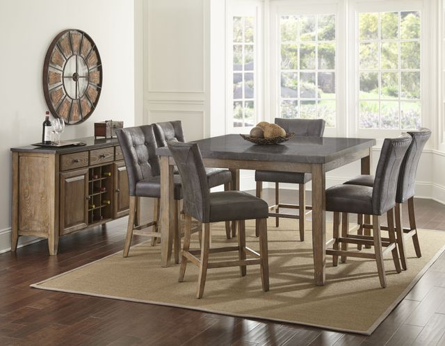 Steve Silver Co.® Debby Counter Dining Table-DB5454MT+ ...