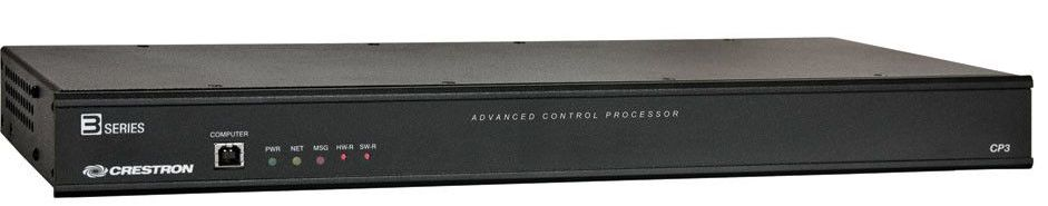Crestron® 3-Series Control System®-Government Version-CP3-GV