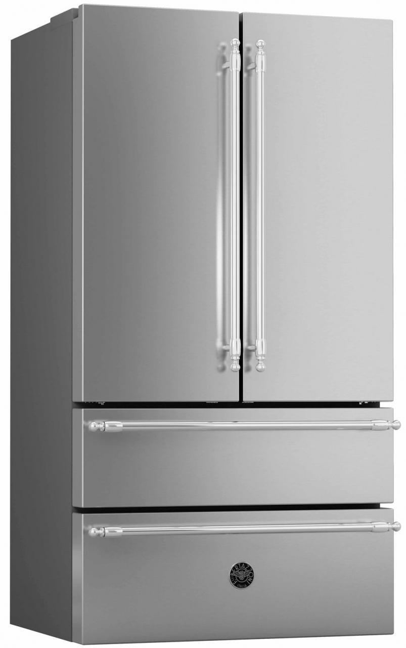 French Door Refrigerator Home Appliances Kitchen Appliances