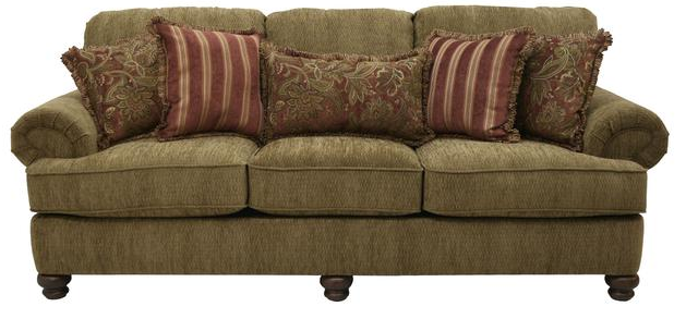 Jackson Furniture Belmont Living Room Sofa 4347 03