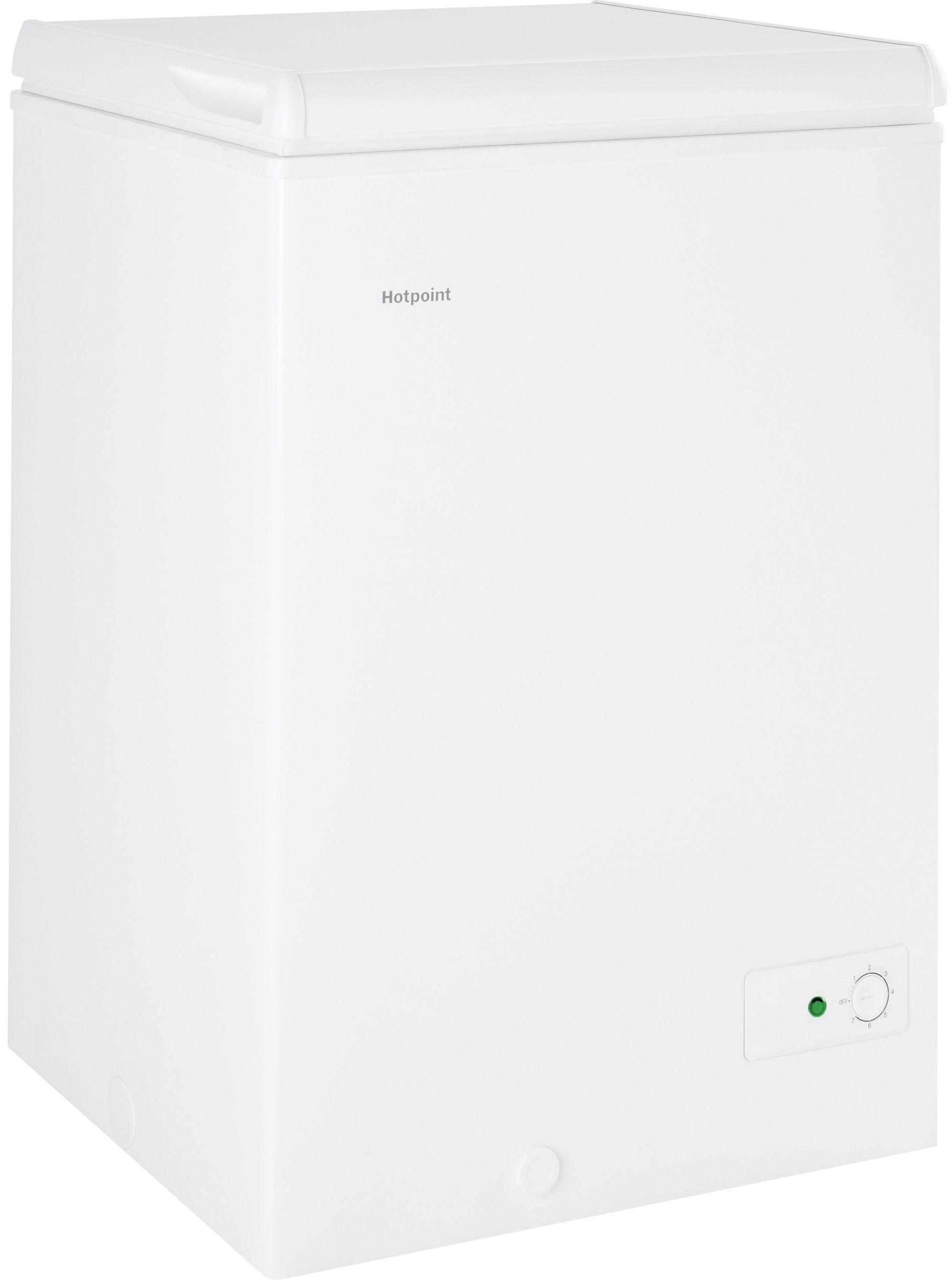 Ft. Chest Freezer White HCM4SMWW