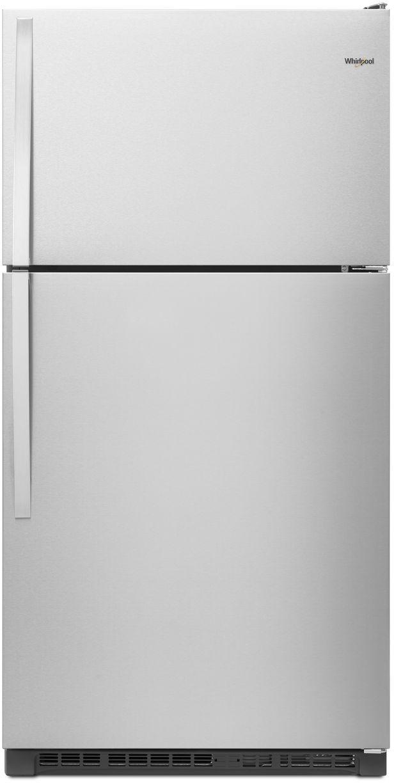 20 5 Cu Ft Top Freezer Refrigerator