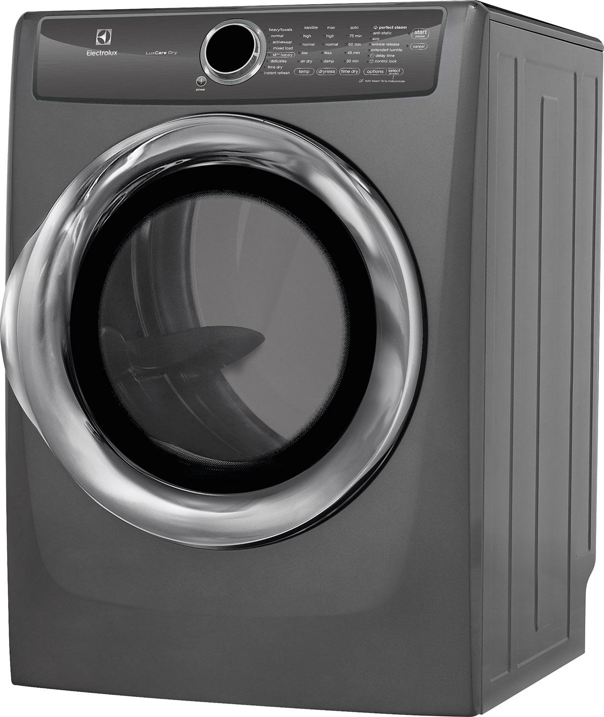 Electrolux Front Load Electric Dryer Titanium Efme527utt Washing Machine Wiring Diagram