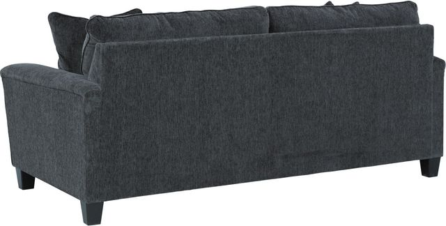 Signature Design by Ashley® Abinger Smoke Sofa-8390538 ...