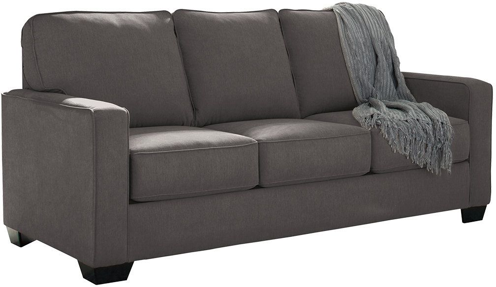 Groovy Reviews For Ashley Zeb Charcoal Full Sofa Sleeper 3590136 Pdpeps Interior Chair Design Pdpepsorg