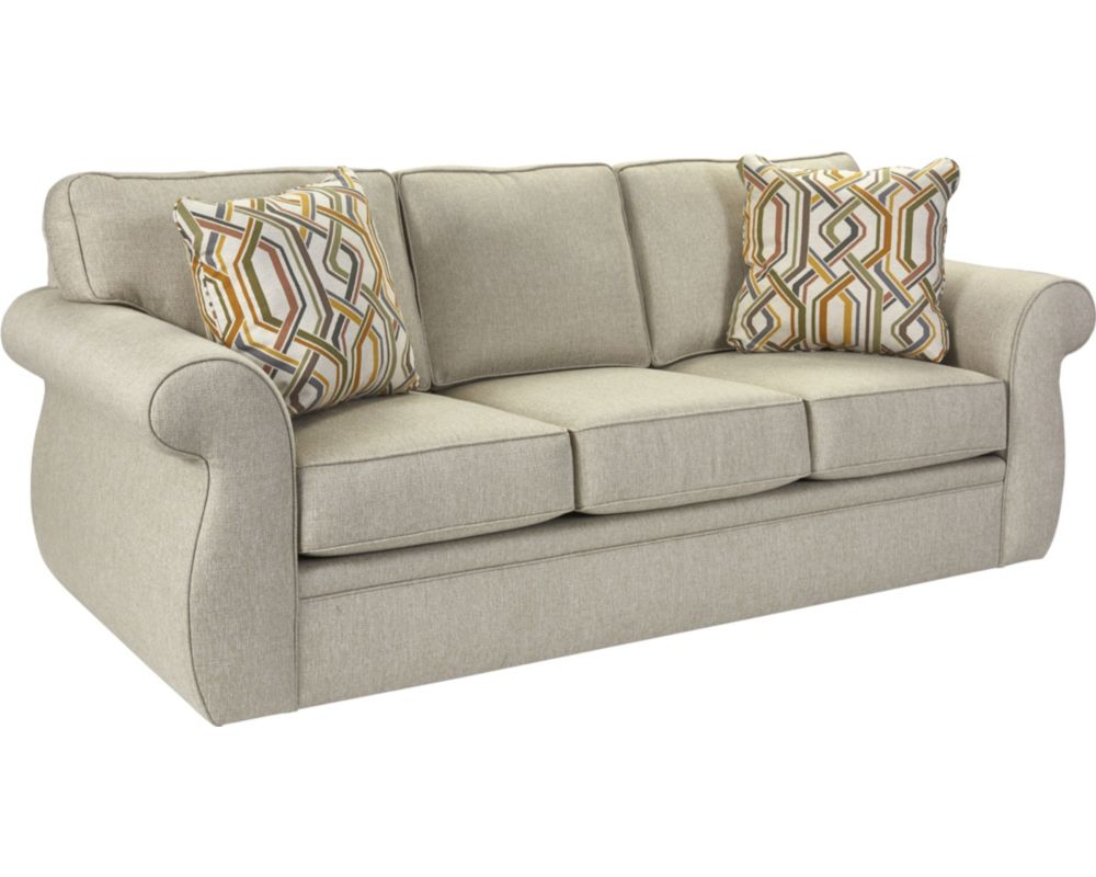 Broyhill Veronica Airdream Sofa Sleeper Queen 6180 7a
