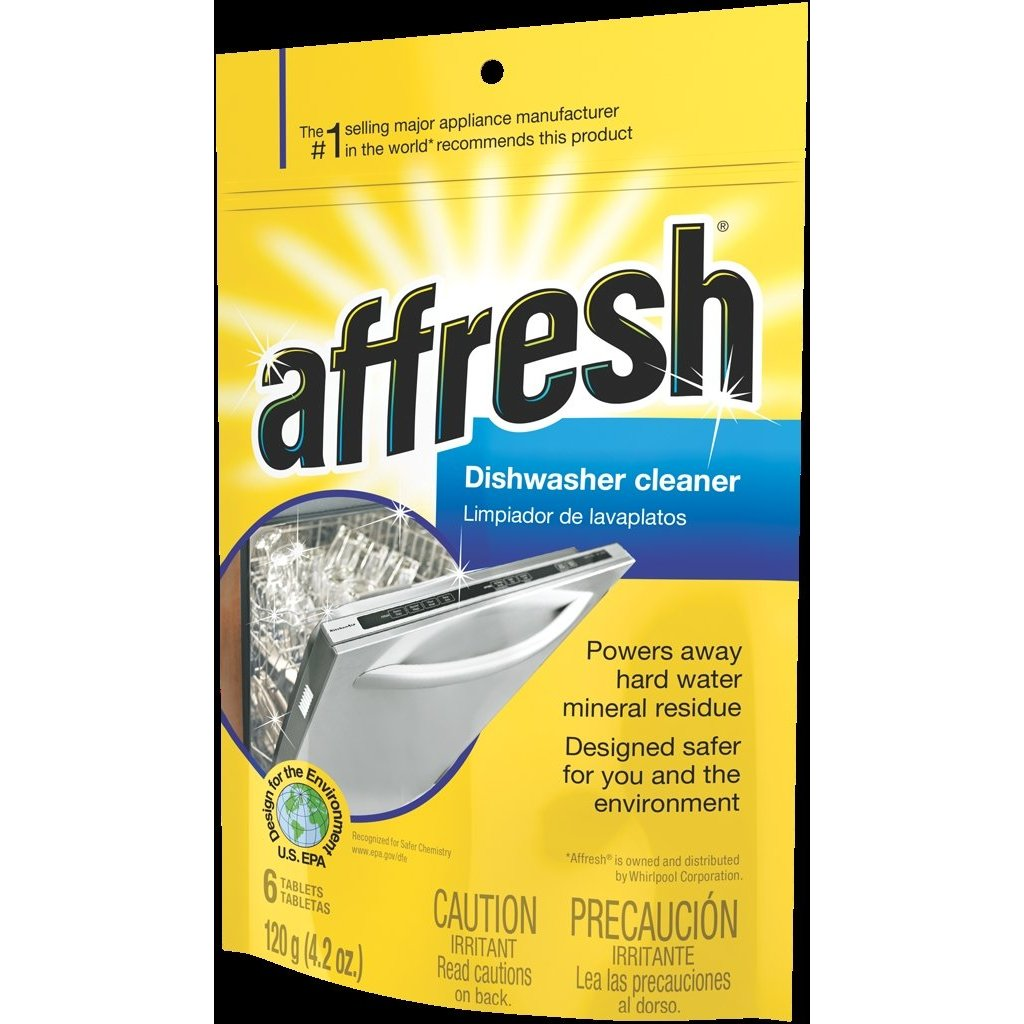 Affresh Dishwasher Cleaner Tablets 883049194356