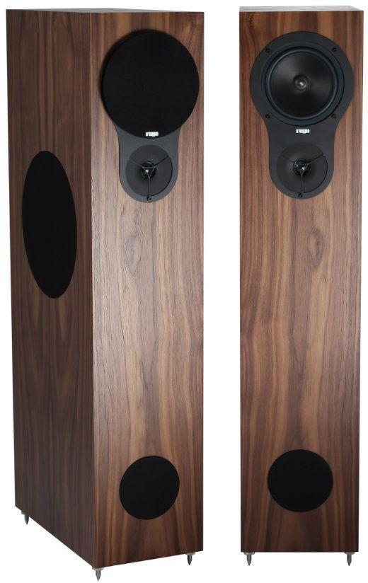 Rega Floorstanding Speaker-Walnut-RX5-Walnut