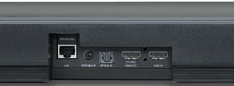 LG 5 1 2 Channel High Resolution Audio Sound Bar-SK9Y