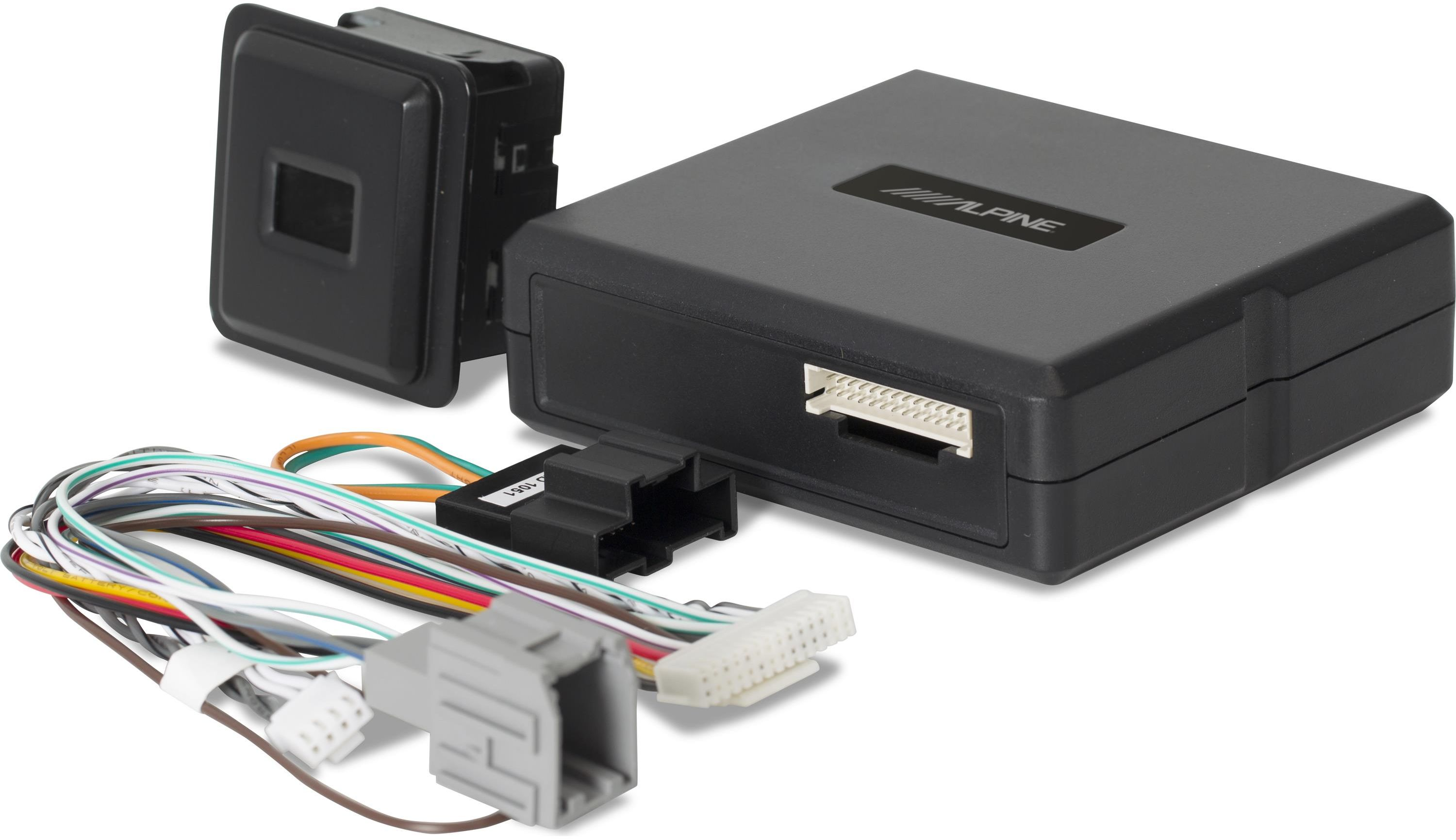 Car Stereo Installation Parts Residential Commercial Automotive How To Wire A System In Alpine Bose Sound Interface Kcx Gm