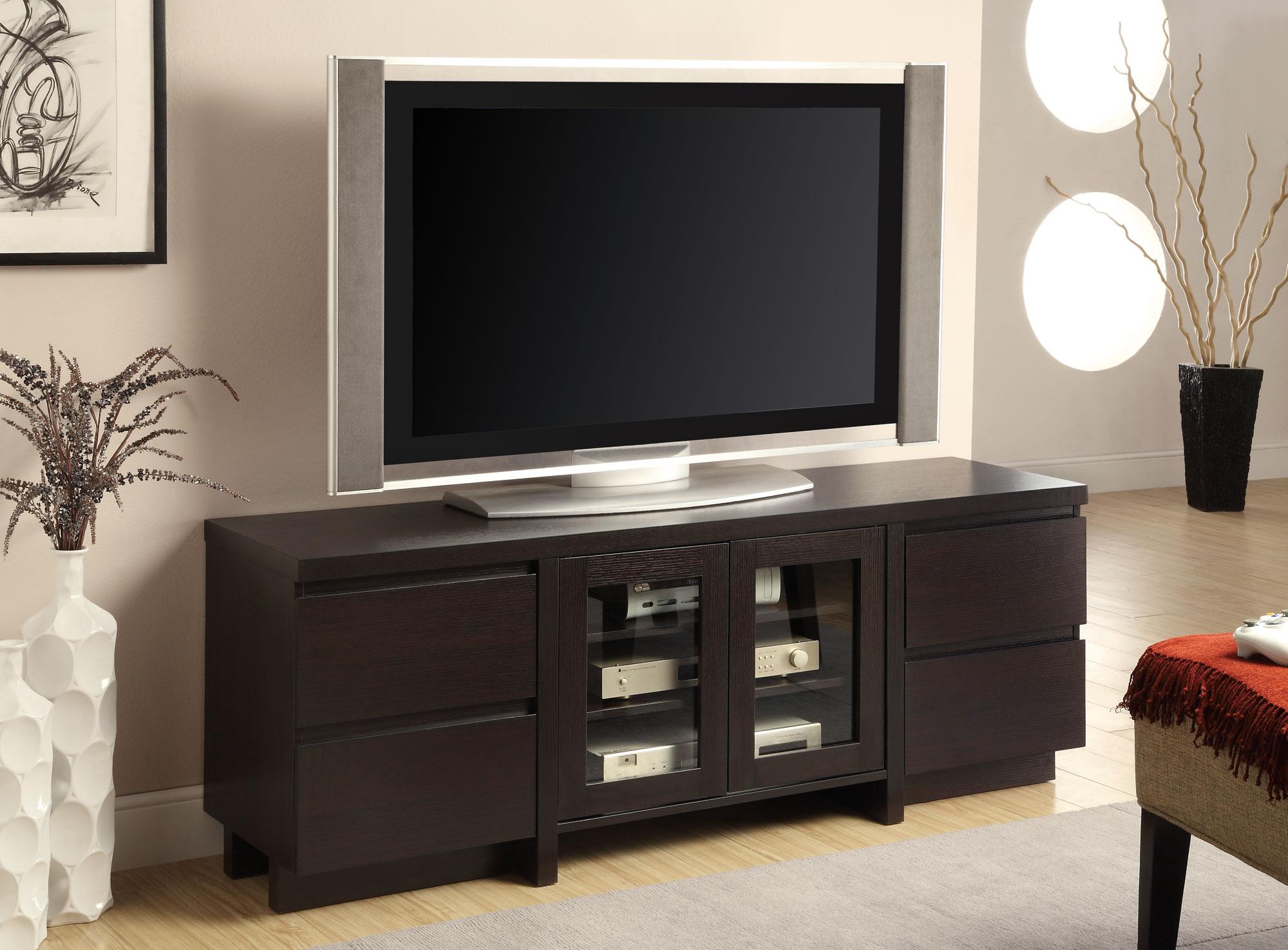 Coaster® Contemporary TV Console 700695