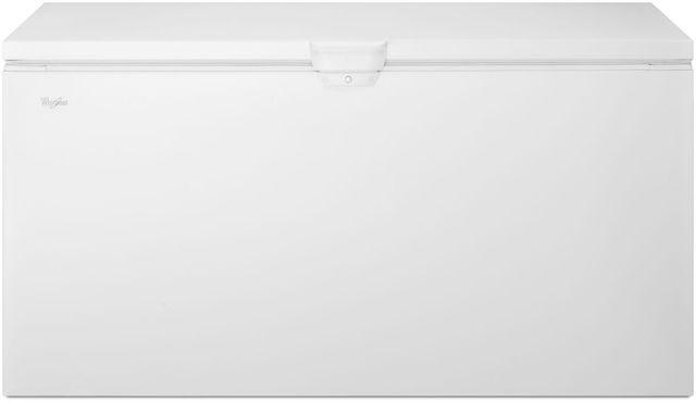 Whirlpool 174 22 Cu Ft Chest Freezer White Wzc3122dw