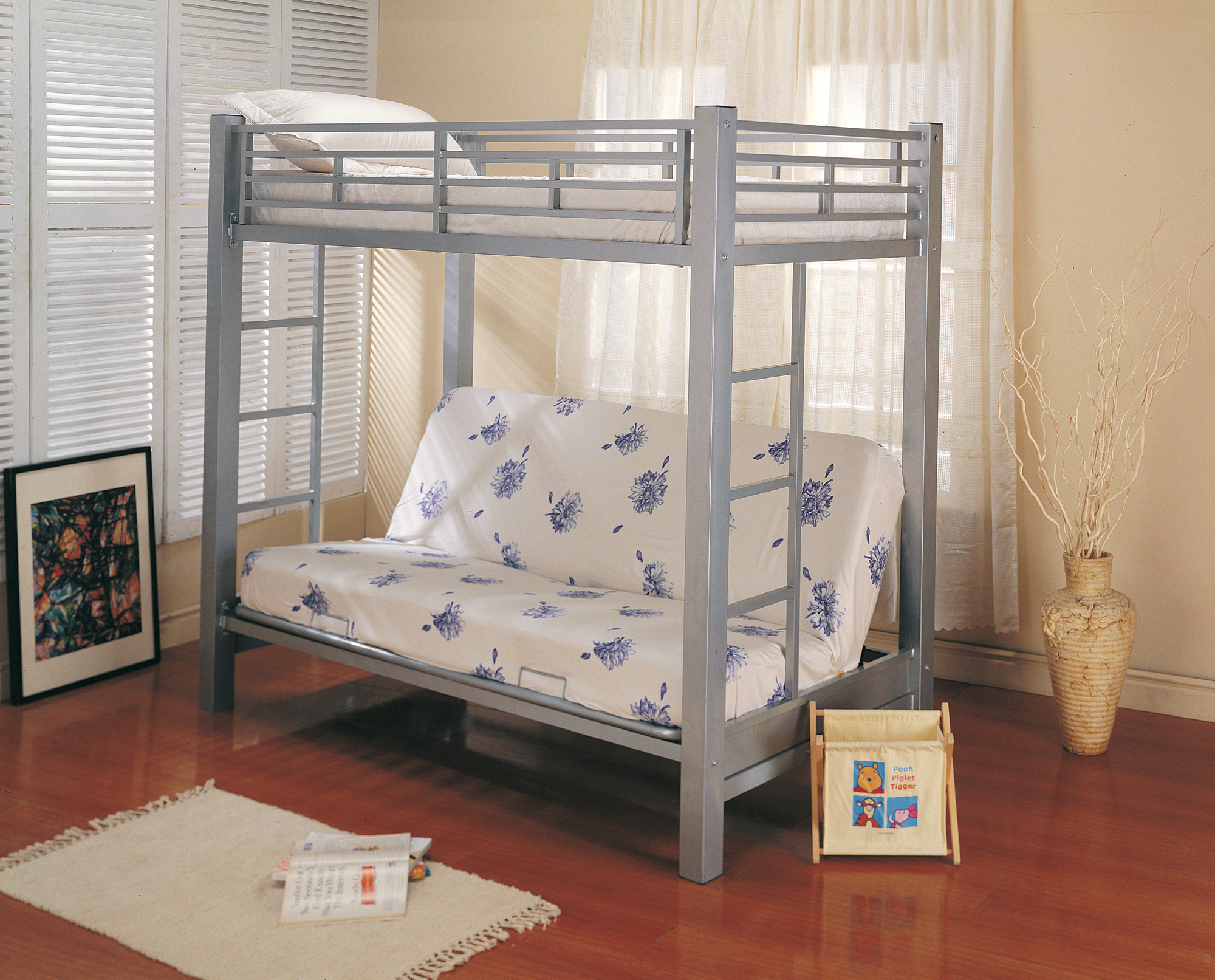 Coaster B Youth Bunk Bed Bunk Bed 7399 Mt Pleasant Omaha Tx