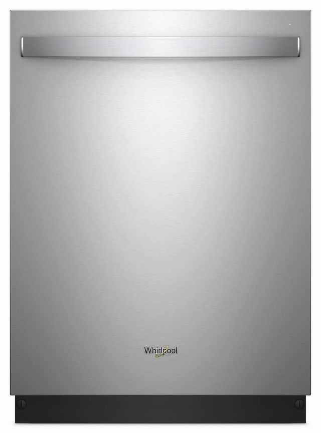 Whirlpool 174 24 Quot Built In Dishwasher Fingerprint Resistant