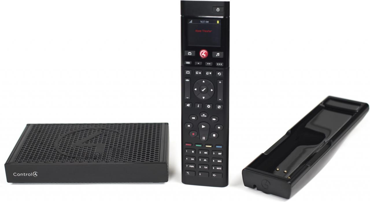 Control4® EA-1 POE Entertainment Bundle-C4-EA1-POE-V2-RSK