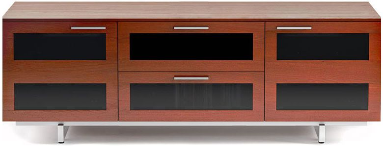 BDI Avion® Media Cabinet Natural Stained Cherry 8927 CHERRY