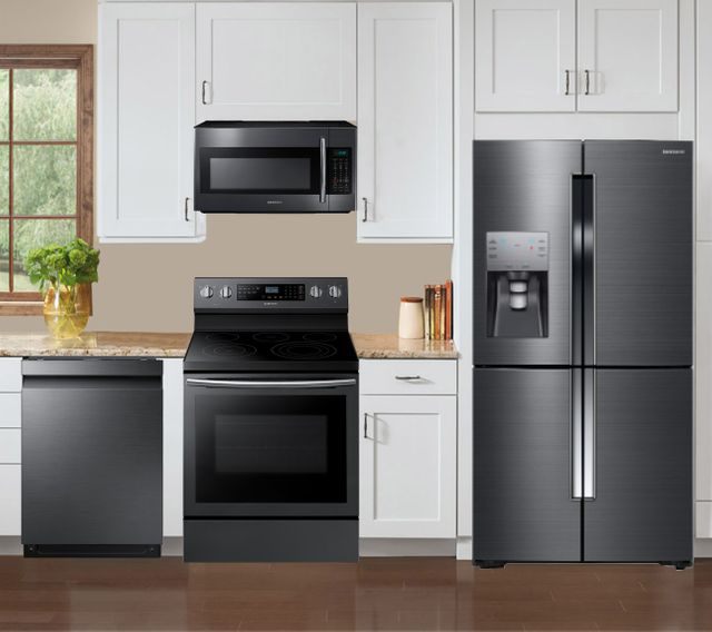 Samsung 4-Piece Package with Counter Depth French Door  Refrigerator-PACKAGE38