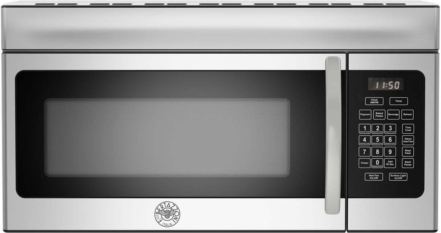 Bertazzoni Professional Series Over The Range Microwave Stainless Steel Kotr30x