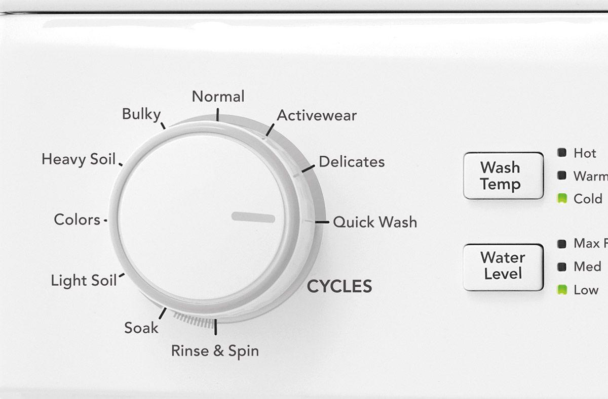 Frigidaire Stack Laundry White Ffle3900uw Home Appliances Kitchen Spin Dryer Wiring Diagram