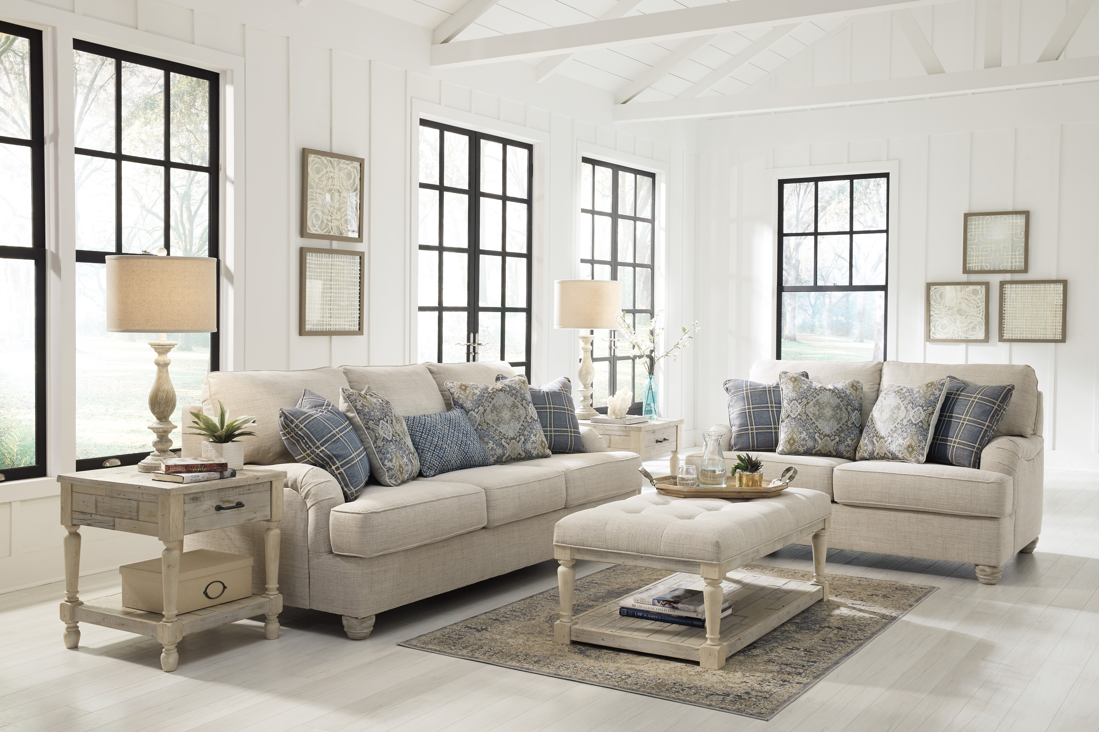 Benchcraft® Traemore 5 Pc Living Room Set-2740338-35-T782