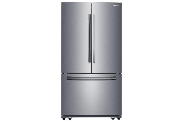 Samsung 25 5 Cu Ft Stainless Steel French Door