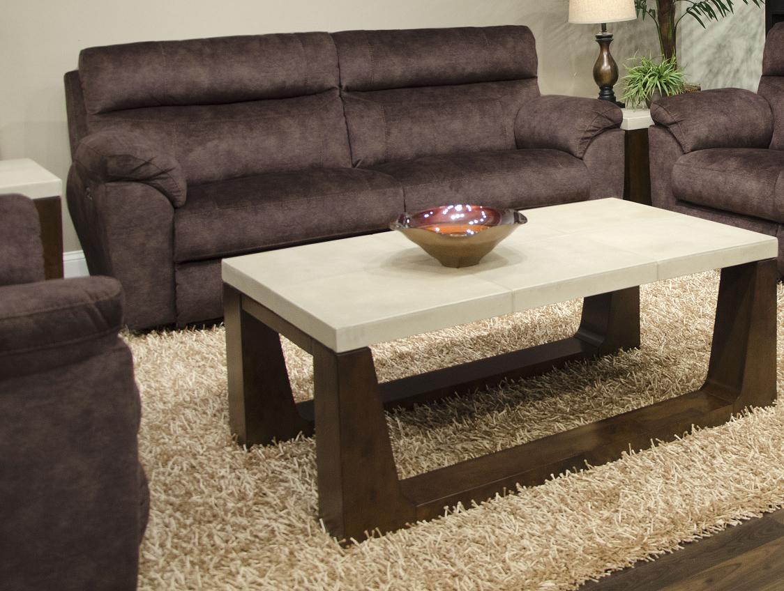 Catnapper® Sedona Lumbar Lay Flat Reclining Sofa-762221