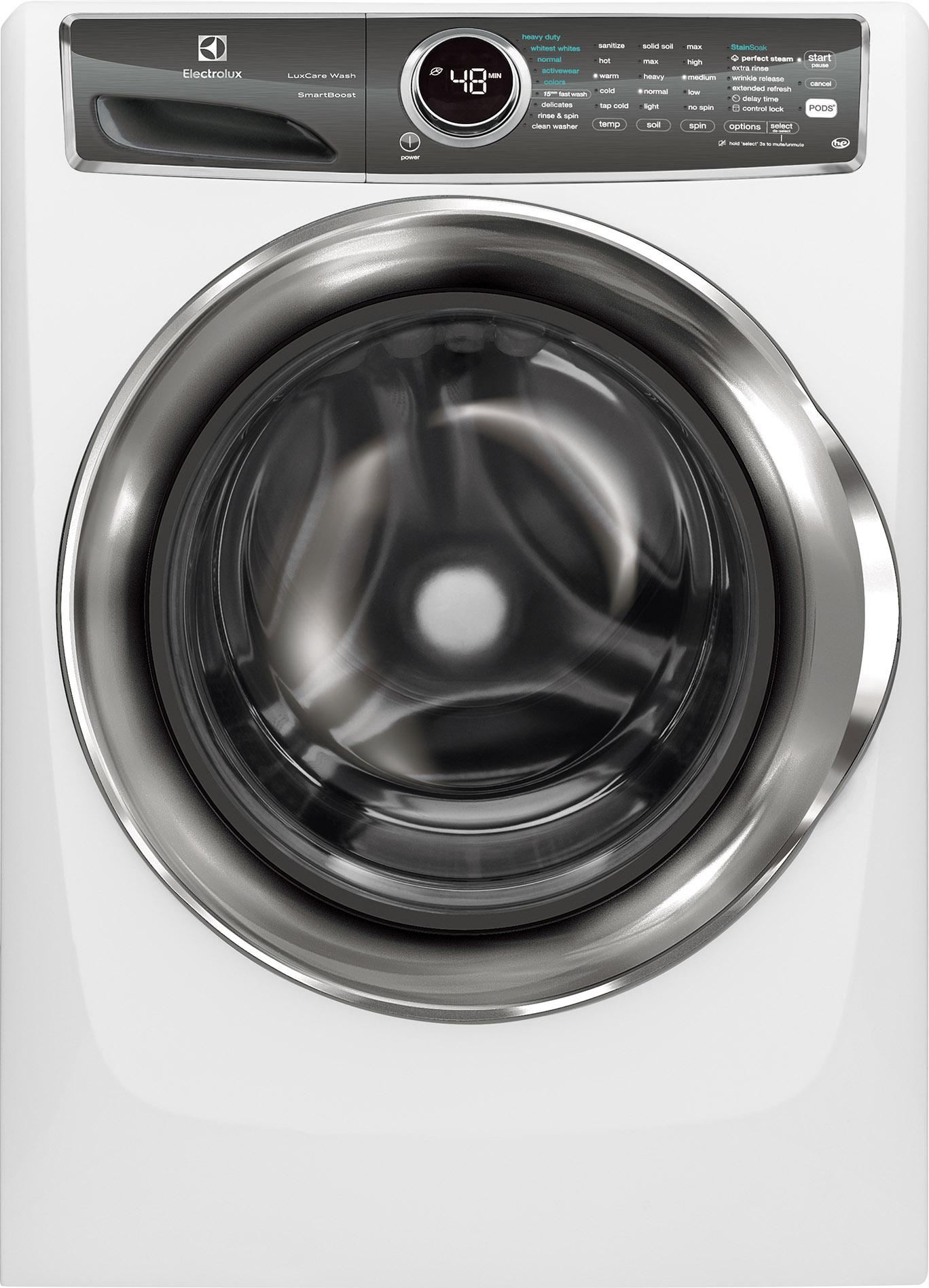 Electrolux Front Load Washer Efls627u Homewood Mokena Il Speed Queen Washing Machine Wiring Diagram Island White Efls627uiw