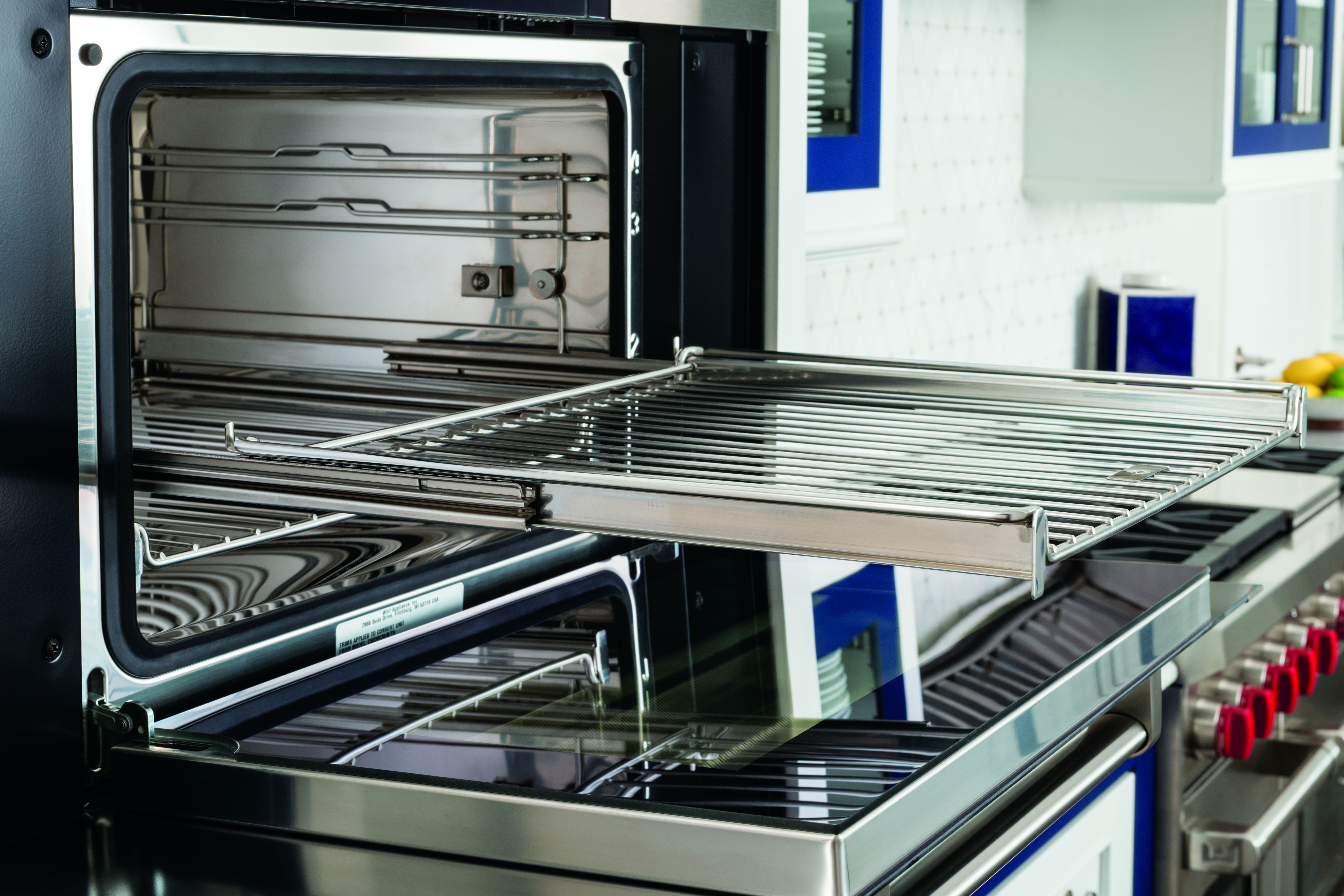 Wolf E Series 30 Electric Single Oven Built In Stainless Steel So30pe