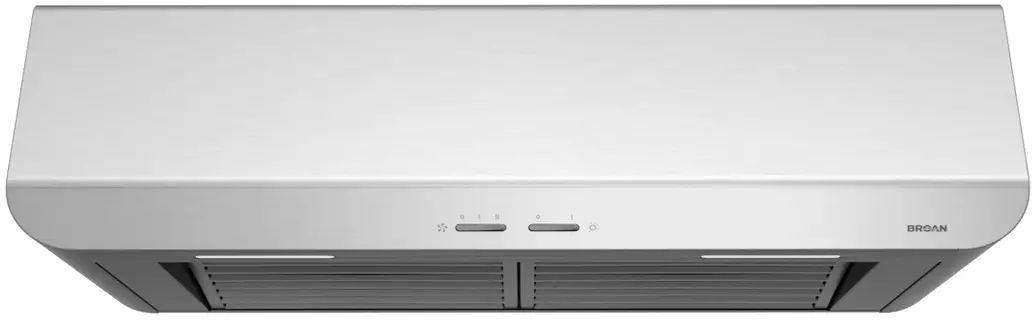 Broan® Spire BPDP1 Series 42u201d Under Cabinet Range Hood Stainless  Steel BPDP142SS