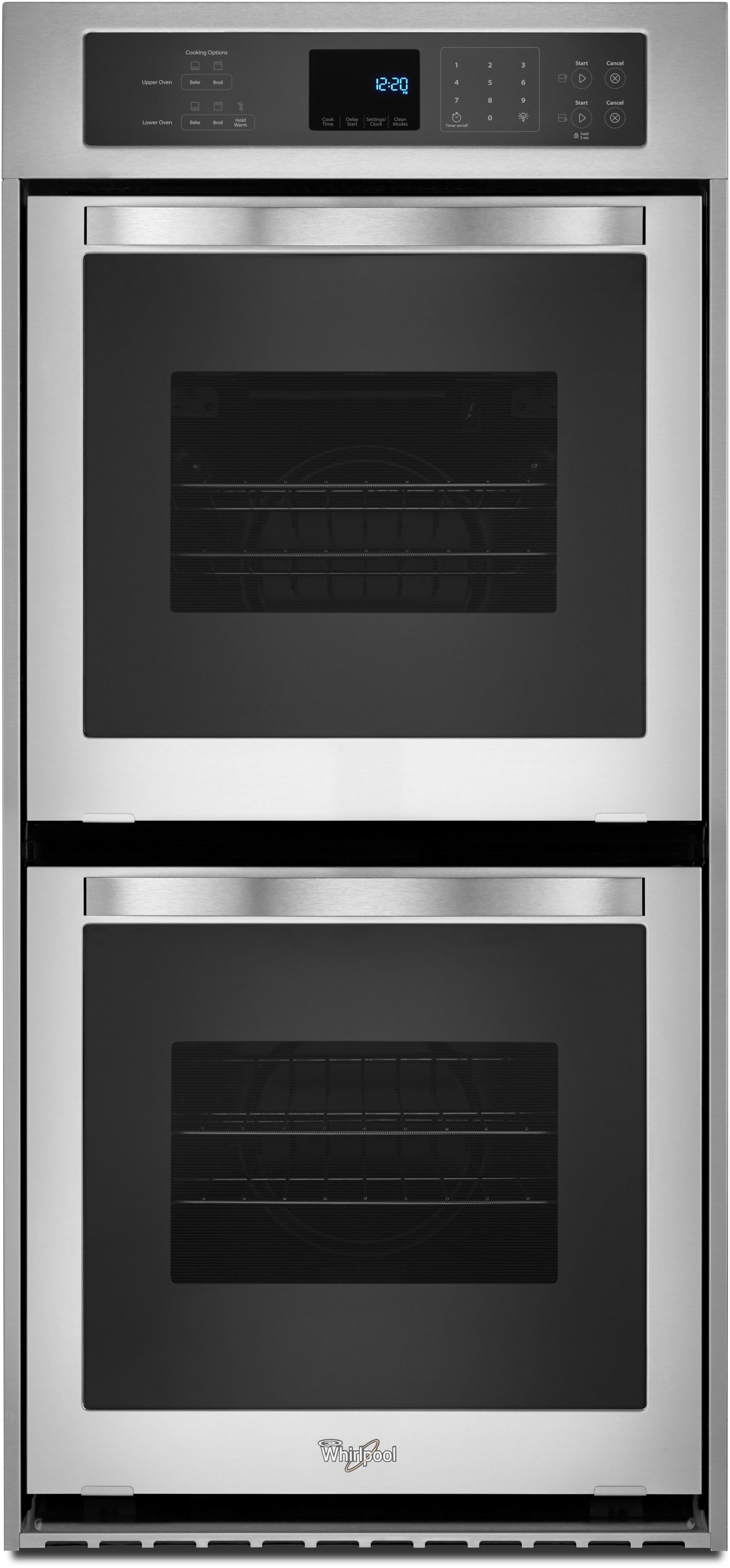 Whirlpool 174 24 Quot Electric Built In Double Oven Wod51es4e