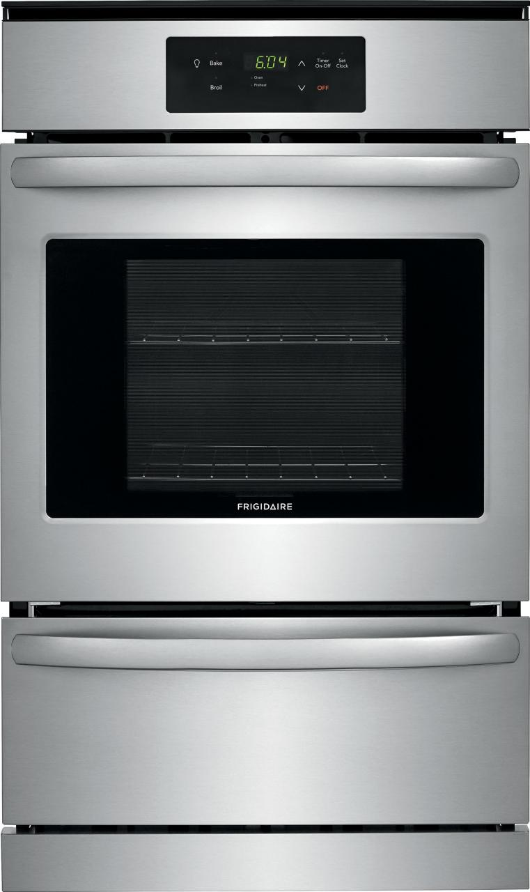 Frigidaire 2388 Single Gas Wall Oven Stainless Steel Ffgw2416us Baking Wiring Diagram
