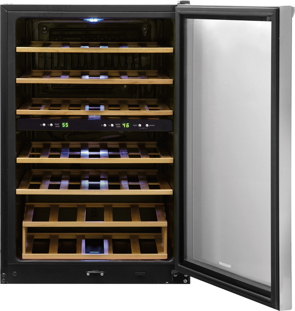 Frigidaire 22 Wine Cooler Stainless Steel Ffwc3822qs Wiring Diagram