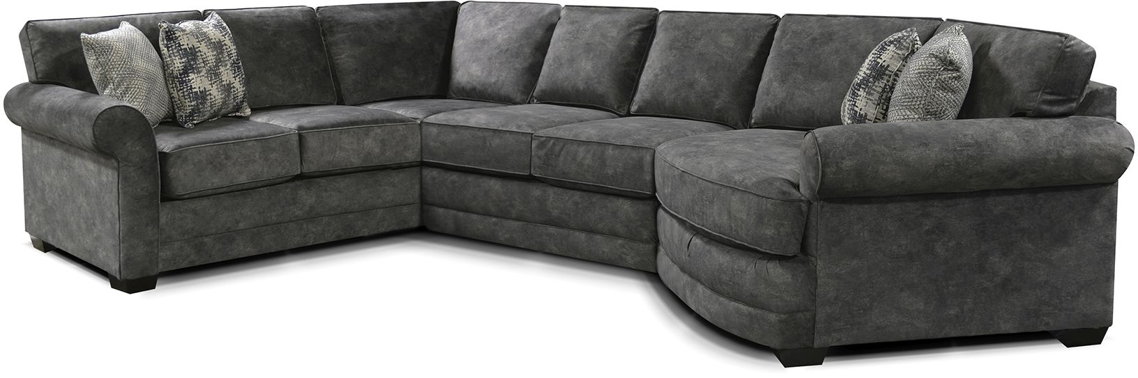Reviews For England Furniture Brantley Sectional 5630 Sect