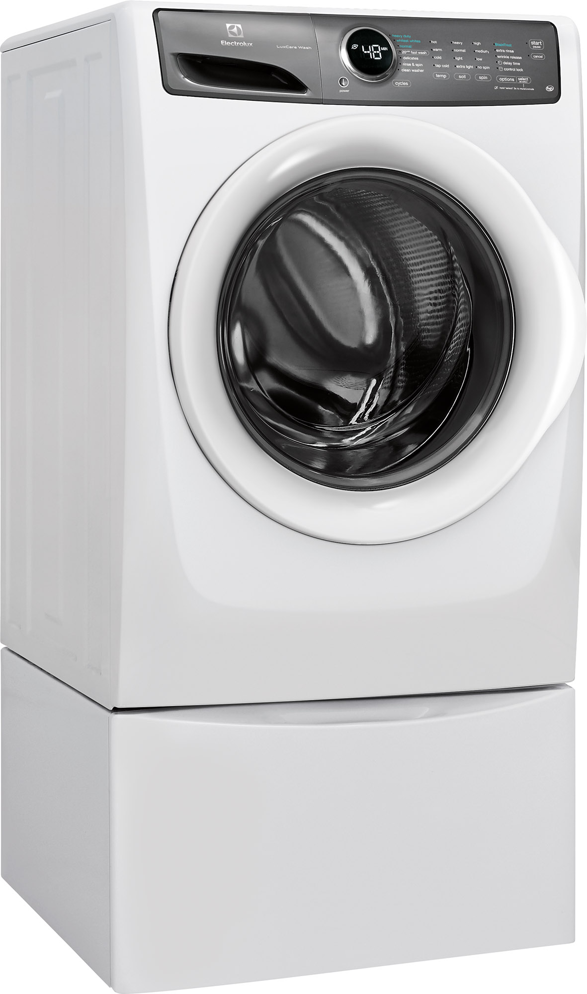 Electrolux Front Load Washer Island White Eflw427uiw Home Washing Machine Wiring Diagram