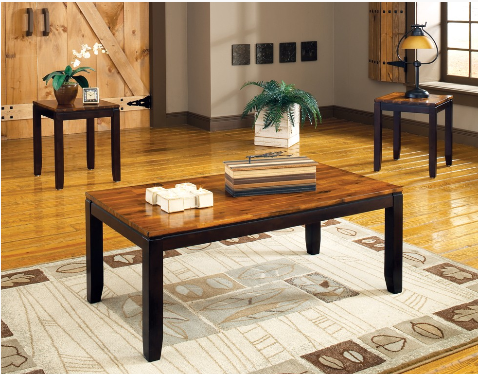 Steve Silver Co. Abaco 3 Set Occasional Table AB1000