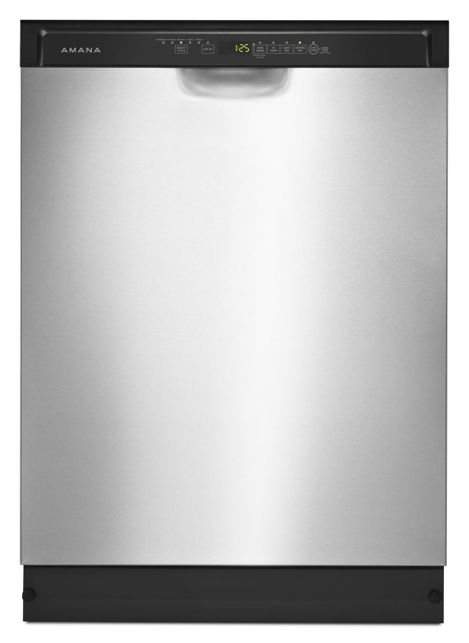 Amana 23 88 Stainless Steel Dishwasher Adb1700ads