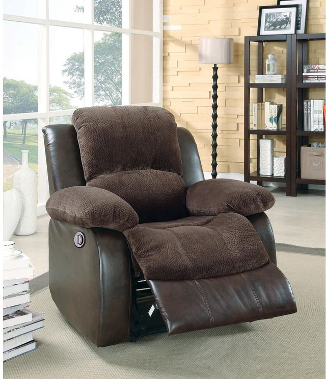 Homelegance® Cranley Recliner Chair-9700FCP-1
