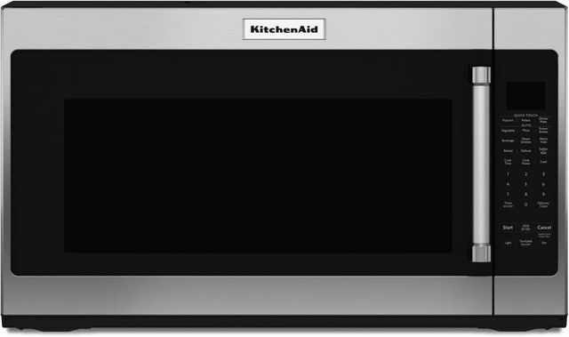 Kitchenaid 174 2 0 Cu Ft Stainless Steel Over The Range