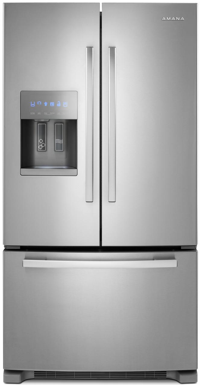 25 cu ft french door bottom freezer refrigerator stainless steel ft french door bottom freezer refrigerator stainless steel afi2539erm rubansaba