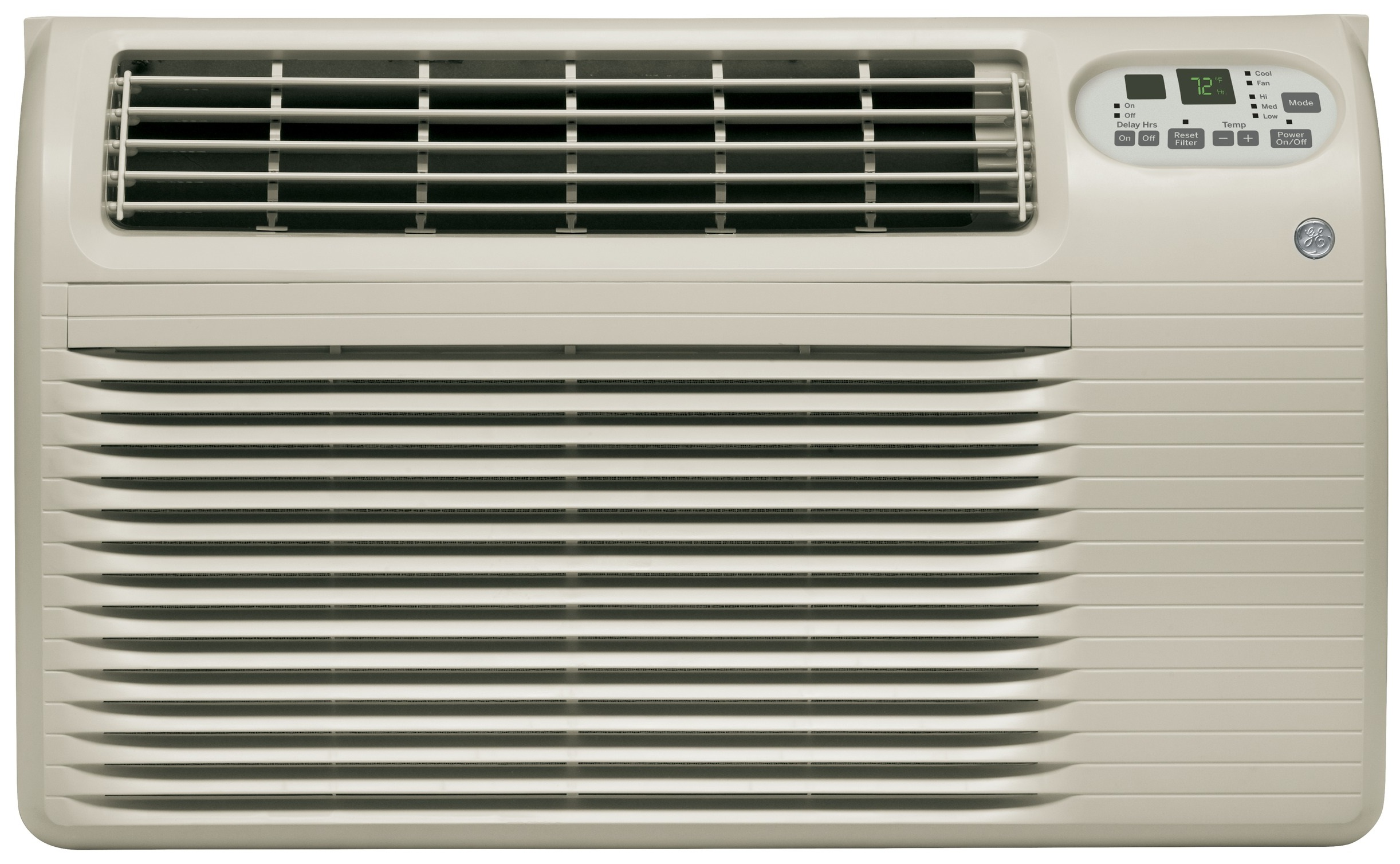 GE® Thru The Wall Air Conditioner-Soft Gray-AJCQ08ACG ...
