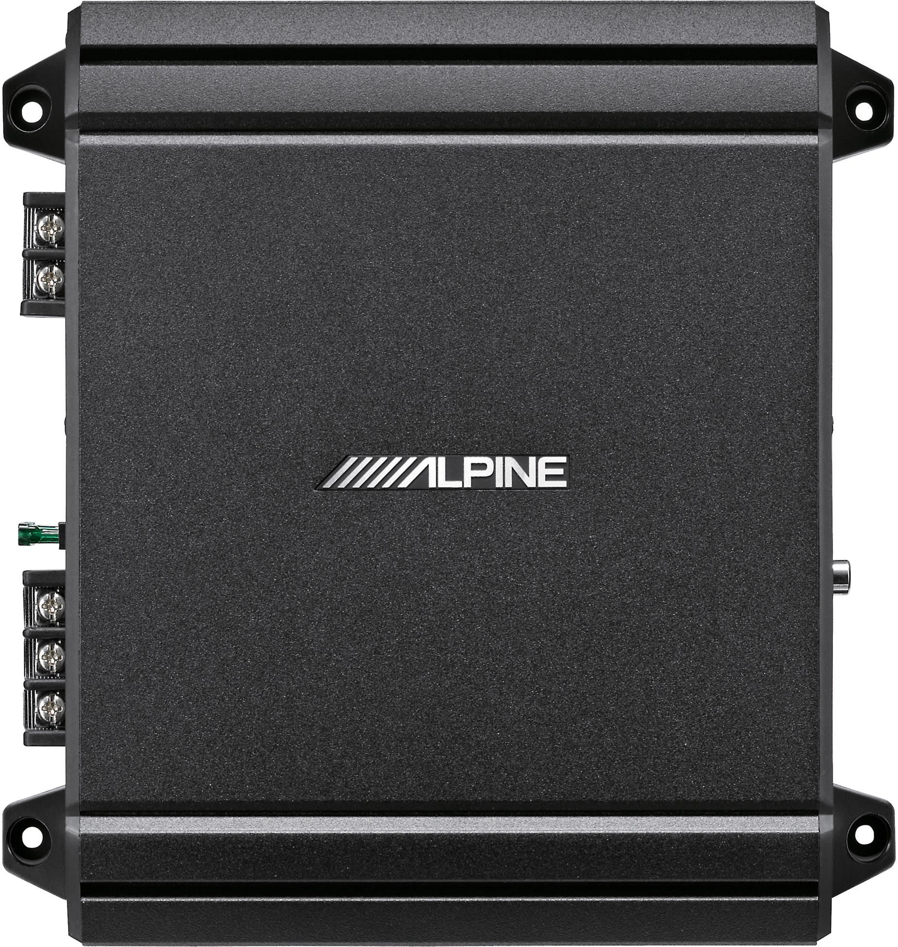 Car Amps Equalizers Residential Commercial Automotive Jl Audio Amplifiers Alpine 1 Channel Mono V Power Digital Amplifier Mrv M250