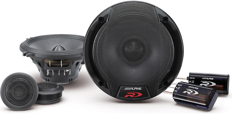 Alpine Spr 50 Wiring Diagram Speakers Circuit Schematic Iva D310 5 25 Component 2 Way Speaker System 50c 4k Ultra Hdtvs Cda 7839