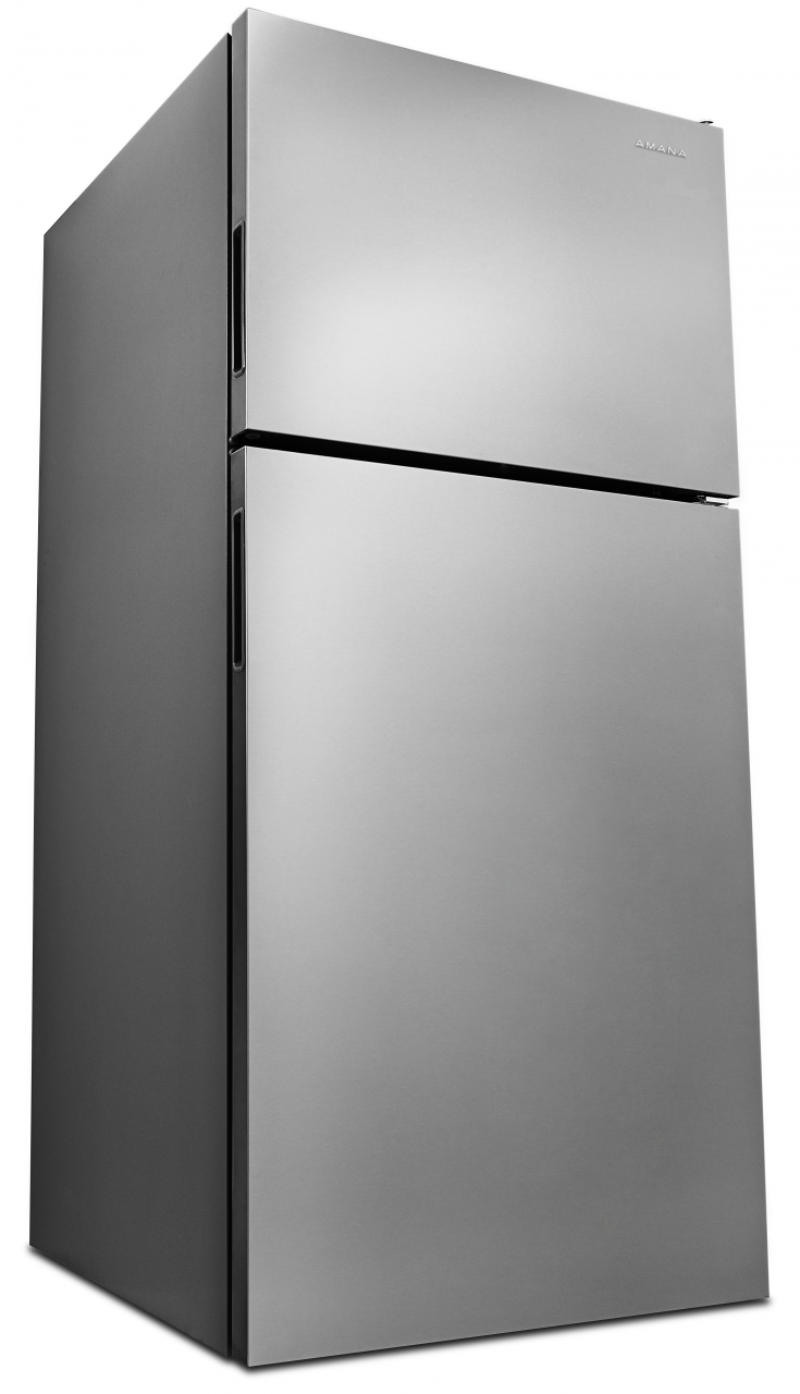Amana® 18 15 Cu  Ft  Top Freezer Refrigerator-ART308FFD