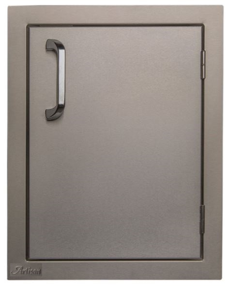 Artisan Single Right Door-Stainless Steel-ARTP-SDR & Modular Components