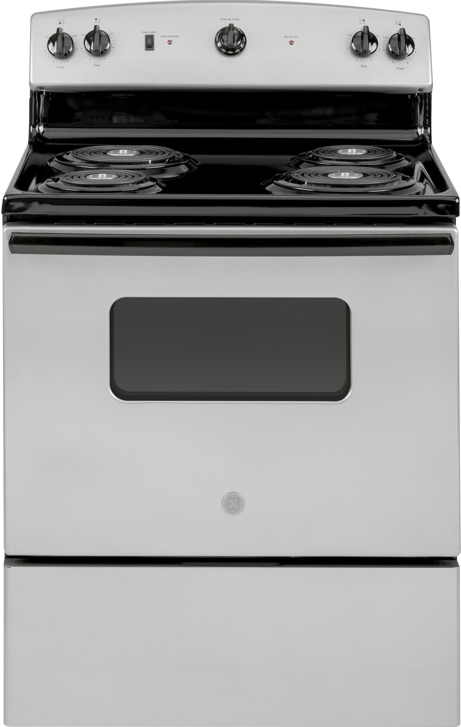Ge 174 30 Quot Free Standing Electric Range Jbs160 Appliances And