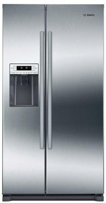Side-by-Side Refrigerator | Kitchen Appliances & Laundry from ...