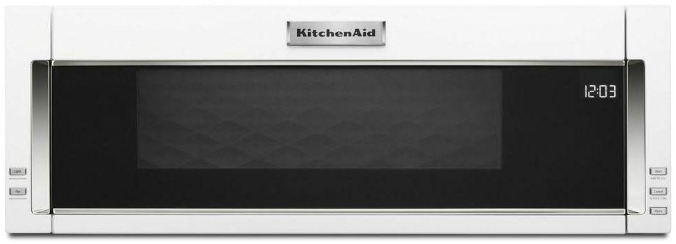 Kitchenaid 30 Over The Range Microwave White Kmls311hwh