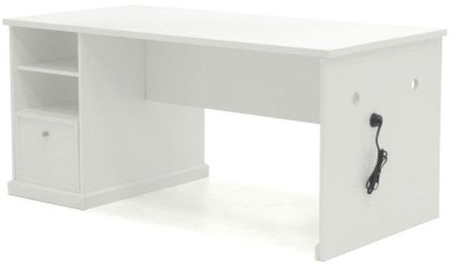 Sauder Craft Pro Series White Craft Table 421417