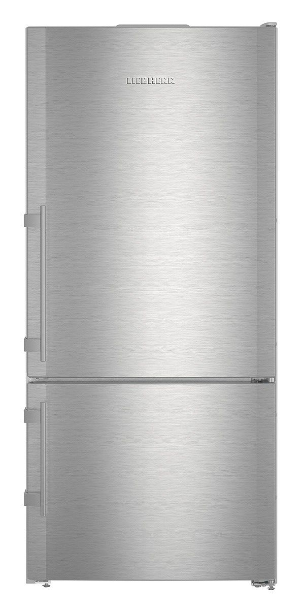 Liebherr 12 8 Cu Ft Stainless Steel Bottom Freezer